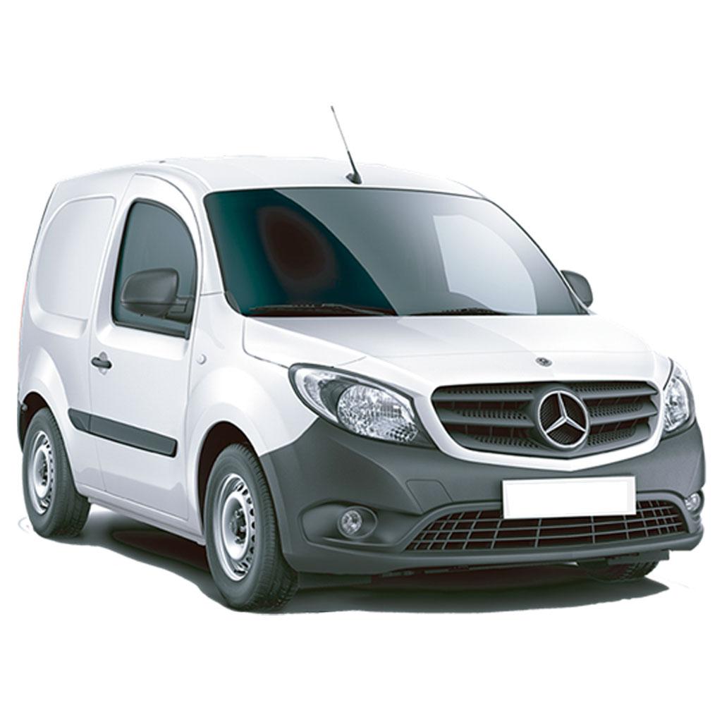 Furgoneta de carga Mercedes CITAN 3 m3 disponible para renting flexible