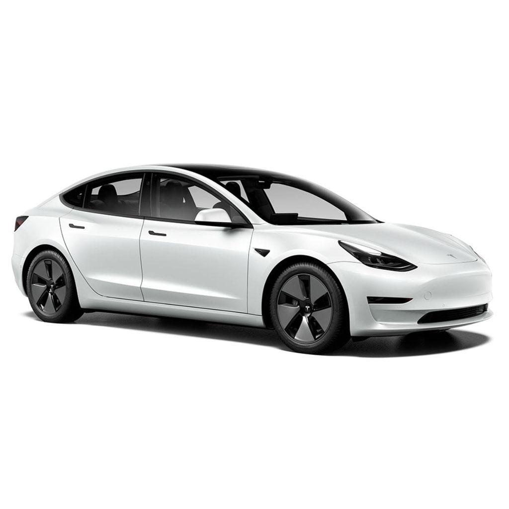 Coche eléctrico modelo Tesla Model 3 Gran Autonomía AWD 351 CV disponible para renting