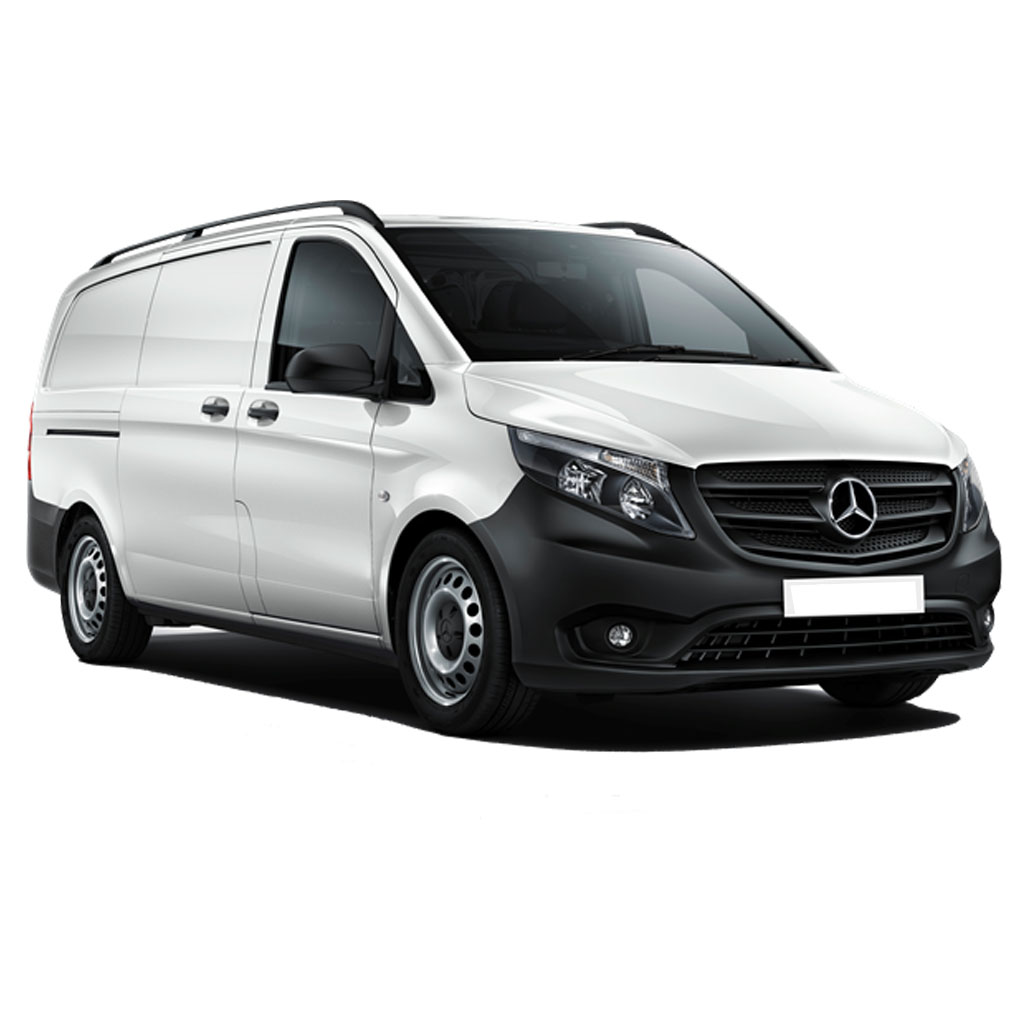 Furgoneta de carga Mercedes SPRINTER 10 m3 disponible para renting flexible