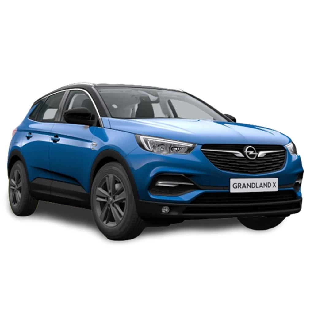 Coche modelo Opel Grandland X 1.5 CDTi Design and Tech disponible para renting