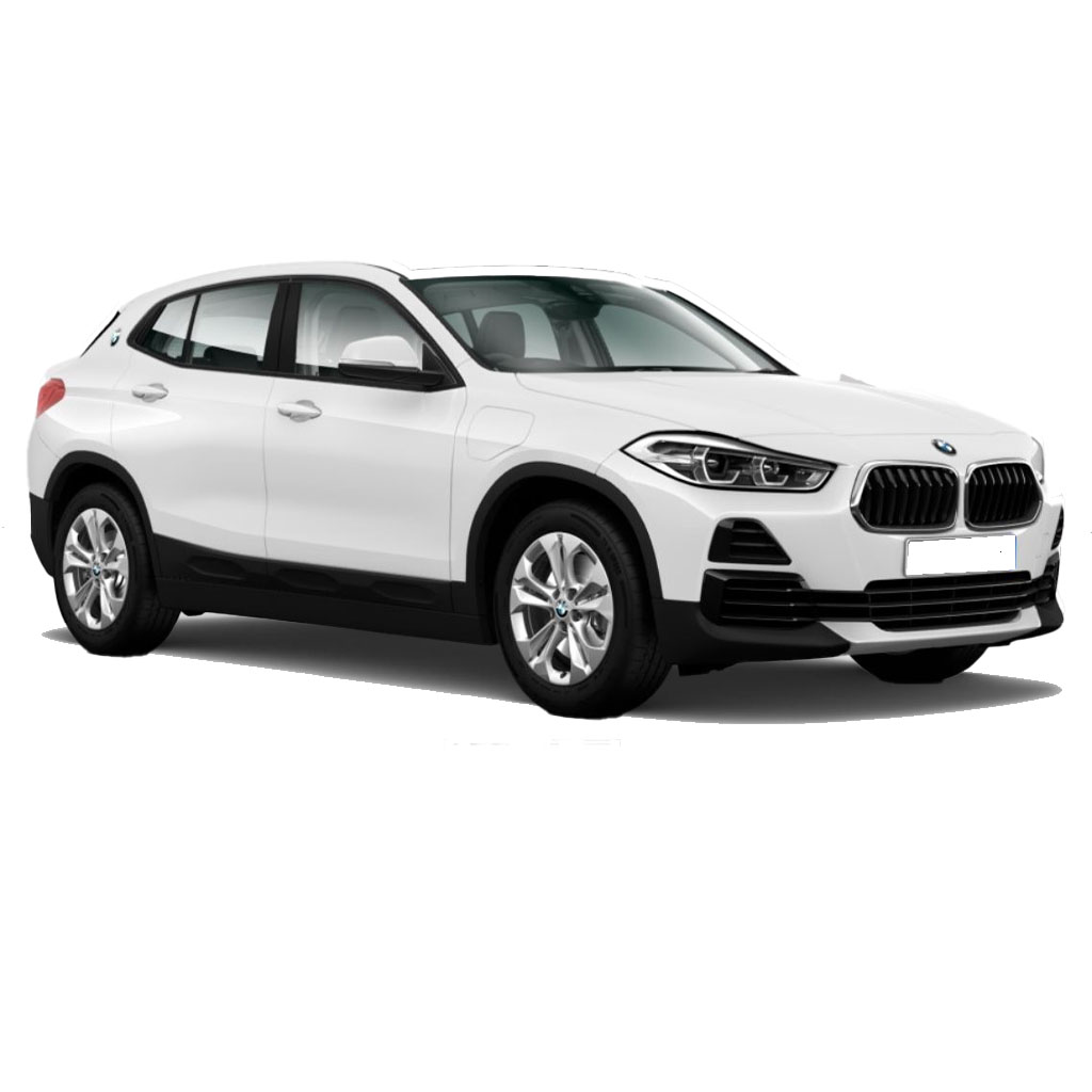 Coche modelo BMW X2 xDrive25e Auto disponible para renting