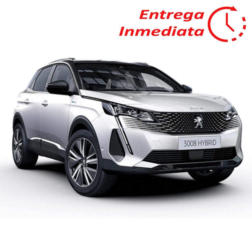 Coche para renting modelo Peugeot 3008 ALLURE PACK HIBRID 225 E- EAT8 181CV con entrega inmediata