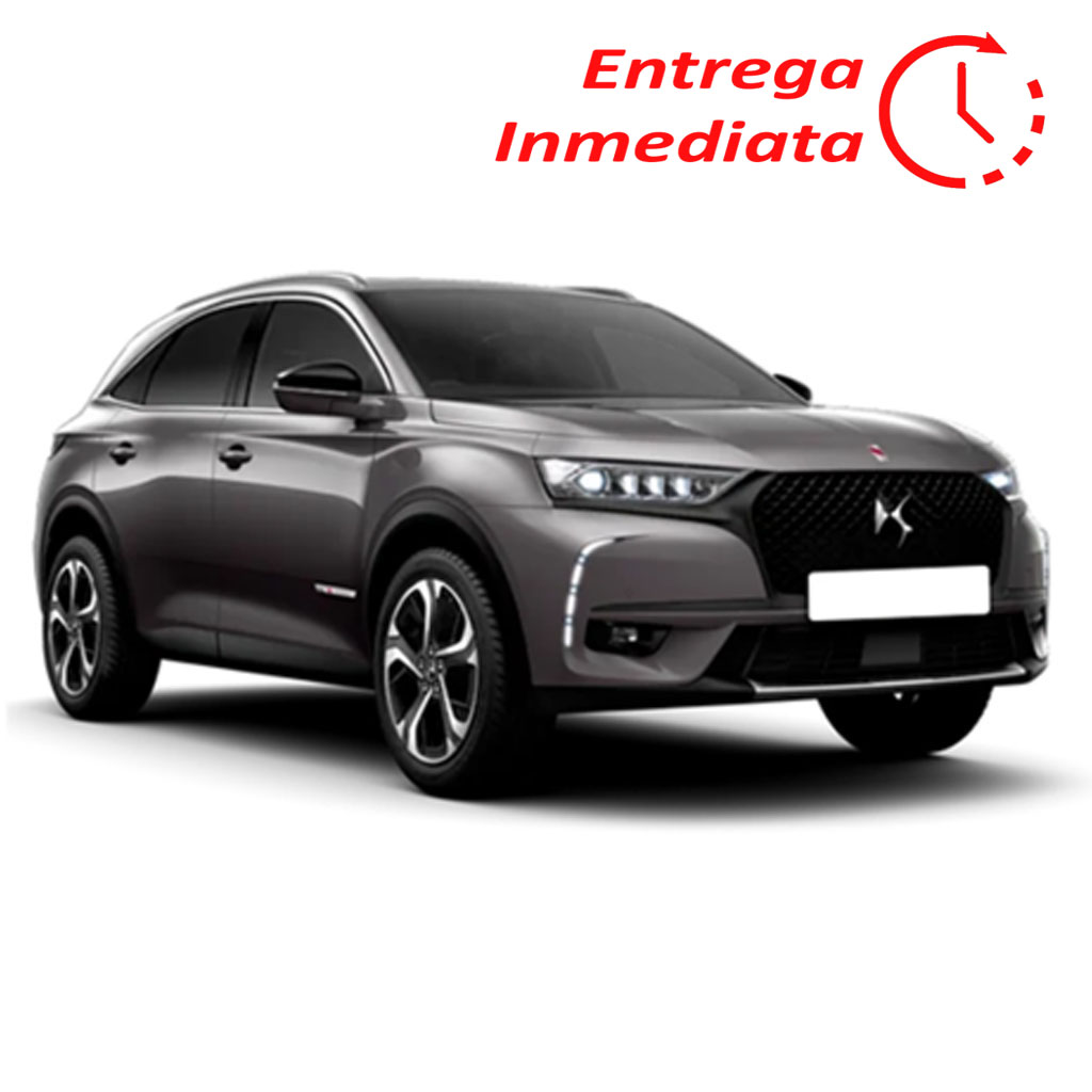Coche para renting Citroën DS7 CROSSBACK BLUEHDI PERF. LINE 130CV con entrega inmediata